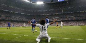 Marcelo feston golin që s'u shënua (video)