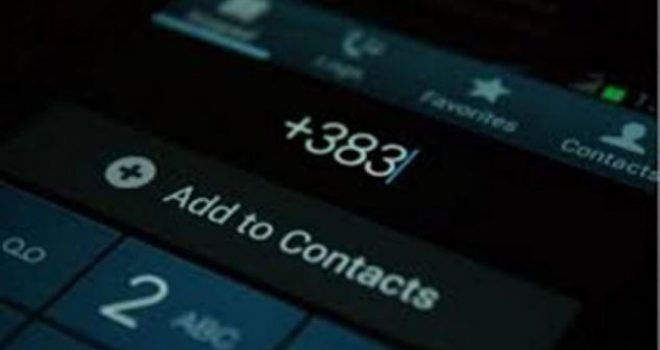 Është caktuar kodi ndërkombëtar telefonik i Kosovës