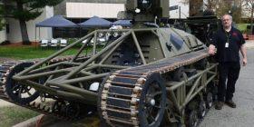 Ushtria amerikane ndërton 'tankun dron'
