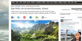 """""""The Telegraph"""": Një udhëtim epik në Bjeshkët e Namuna"""