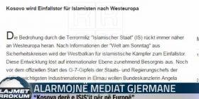 Media gjermane: Kosova, dera e ISIS në Europë