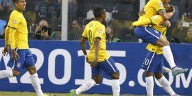 K. Amerikës, Brazili, Peruja dhe Kolumbia avancojnë në çerekfinale