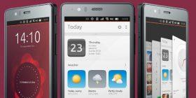 Canonical prezantoi një telefon të ri inteligjent me sistemin Ubuntu