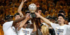 Statistikat e Golden State Warriors