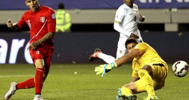Guerrero kualifikon Perunë në gjysmëfinalet e Copa America