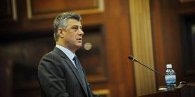 Thaçi: Nuk kemi opsion tjetër pos themelimit të Speciales