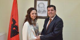 Haziri pret në takim Herolinda Avdili – Rexhepi, kandidate për deputete në Parlamentin e Zvicrës