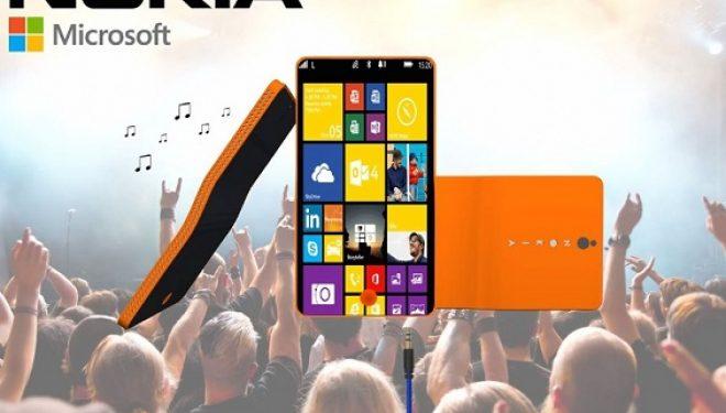 Telefoni i ri i Nokia-së do të ketë ekran të lakuar