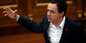Kurti: Deputetët iu bashkuan tradhtisë së Hashim Thaçit