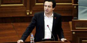 Albin Kurti kandidati më i votuar në Kosovë