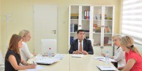 Projekti i bashkëpunimit ndërkufitar Gjilan-Çair po ecën sipas dinamikës së paraparë