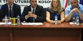 Daut Haradinaj zgjedhet Kryetar i AAK-së në Deçan