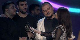 """Ermal Fejzullahu, Lumi B dhe Ledri Vula fitojnë """"Top Fest 12"""" (Foto)"""