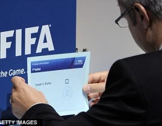 Paradoksi, Franca e Spanja votuan pro Blatter