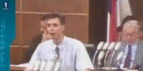 Viti 1995, kur i kërcënonte Vuçiqi boshnjakët (Video)