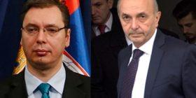 Mediat serbe: Vuçiq para syve të Evropës i tha Mustafës se nuk ua falim pasuritë tona