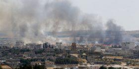 Siri: Kurdët i dëbuan militantët e IS-it nga Kobani