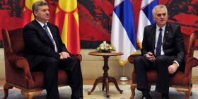 Nikolic takohet me Ivanov: Serbia e gatshme për çdo kercenim!