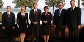 Presidentët e Ballkanit mblidhen në Budvë