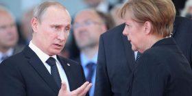Midis tensioneve në rritje pas vrasjes së një aktivisti gjeorgjian, Merkel do të takohet me Putinin