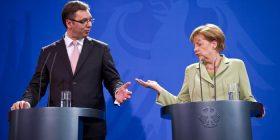 Merkel në Beograd, Kosova të bëhet anëtare e OKB-së