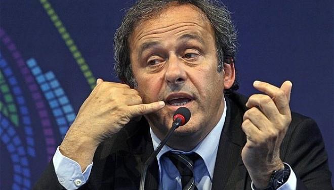 Platini kërkon presidencën e FIFA-s