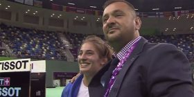 Kosova stoliset me medaljen e parë olimpike