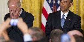 Ja ç'ndodh kur ia ndërpret fjalën Obamës(VIDEO)