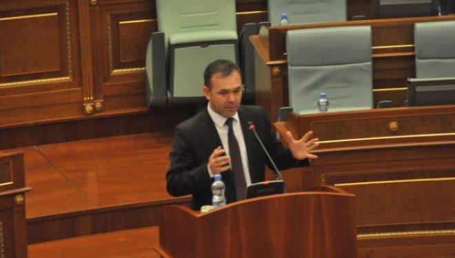 Selimi: Projekt-rezoluta e LDK e PDK, variant i cunguar i asaj të AAK-së