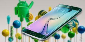 Samsung Galaxy S6 dhe S6 Edge po marrin përditësimin Android Lollipop