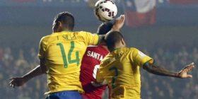 Plas gallata në rrjetet sociale me Thiago Silvan