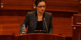 Valdete Bajrami: Mos e votoni Gjykatën Speciale