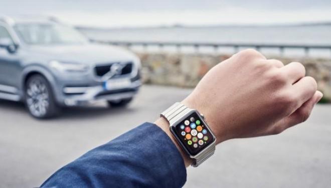 Volvo sjell kontrollin e makinave përmes Apple Watch