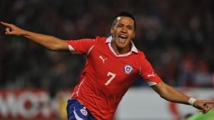 Alexis Sanchez23
