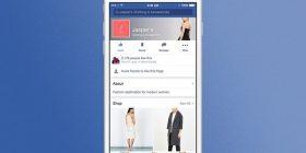 Facebook krijon dyqane online në faqet e bizneseve