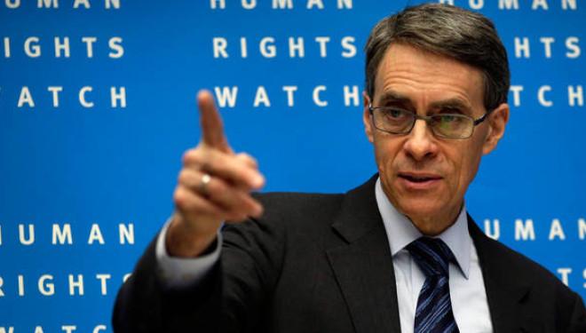 Sipas Raportit të HRW'së, ISIS ka përdorur grykën e bukur për të hedhur trupa njerëzish