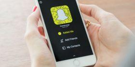 Snapchat me ndryshime të mëdha