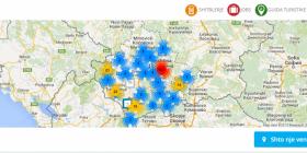 Adresari sjellë rrugët e Prishtinës në aplikacion [video]