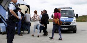Gjermania kthen edhe 110 azilkërkues shqiptarë (Foto)