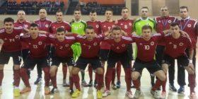 Futsal, Shqipëria njeh kundërshtarët