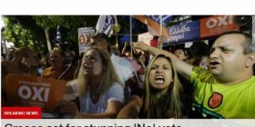 Sytë e mediave botërore ishin në Athinë. Ja çka thonë BBC e The Guardian!