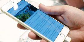 Basketbollisti i NBA fajëson iPhone 6 Plus për dëmtimin