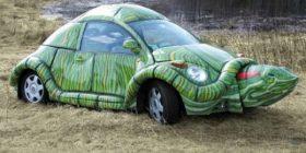 Makinat më të çuditshme në botë (Foto)