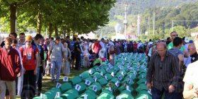 Srebrenicë: Shënohet 20-vjetori i masakrës (Foto / Video)