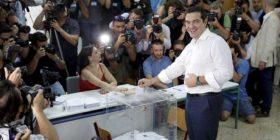 Referendumi që përcakton të ardhmen e Greqisë