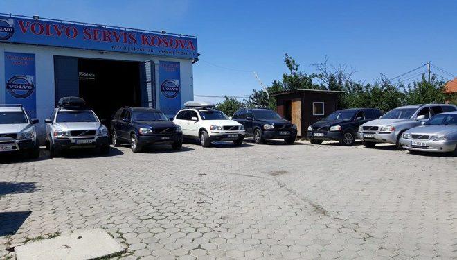 Volvo Cars Kosova merr përsipër servisimin falas të autombulancave të Skënderajt
