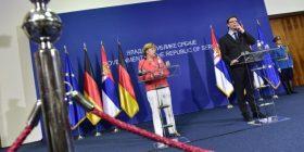 Vuçiq i bindet Gjermanisë? Thotë se nuk po kërkon territore për serbët e Kosovës