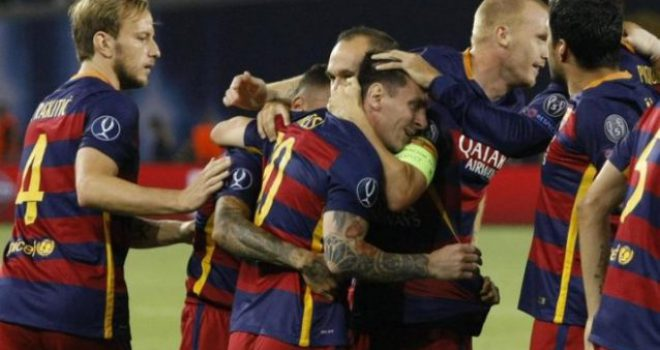 """Barcelona kërcënon Juven: Në """"Camp Nou"""", vetëm goleada"""