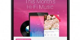 LG mund të krijojë një shërbim muzikor të veten