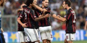 Milan mposht bindshëm Shkëndijën 6 – 0